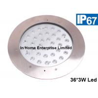 Cheap 108W IP67 Led In-ground Light 100 - 240 V AC High Voltage Led Ground Buried Light for sale