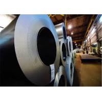 China Strong Anti Corrosion Cold Rolled Steel Coil With Dull And Mirror Finish on sale