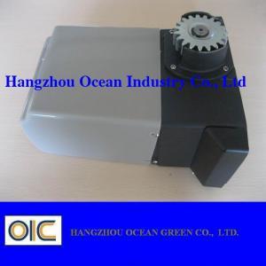 Cheap 280W 370W 550W 750W 900W Sliding Gate Motor Sliding Door Operator With CE Certificate for sale