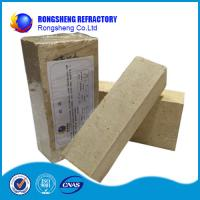 Cheap Professional Silica Refractory Bricks For Hot Blast Furnace / Oven / Glass Furnace wholesale