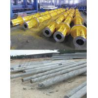 Cheap 12m Electronic Precast Concrete Electric Pole Mould for Making Reinforced for sale
