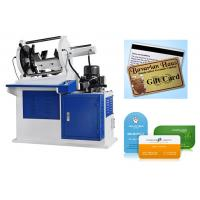 Cheap Paper Label / Business Card Die Cutting Machine With Counter Pressure Device for sale