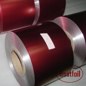 China Hard temper aluminum blister foil for pharmaceutical use pill blister pack printed / unprinted blister foil on sale