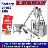 Cheap Automatic coffee coco powder weighing filling sealing tea bag packing machine small scale tea bag machine for sale