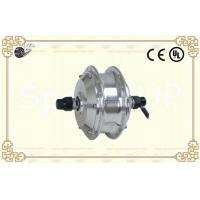 Cheap Spoke Wheel DC 48V Electric Bicycle Hub Motor / Electric Motors for Bicycles 300RPM for sale