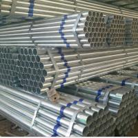 Cheap BS:1387 EN:10255 galvanized steel pipe exporters China supplier made in China for sale
