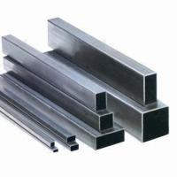 Cheap Stainless Steel Rectangular Pipes/Tubes, ASTM 900 Series wholesale