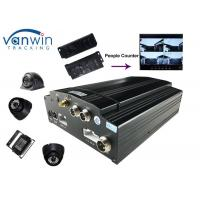 Cheap Linux Vehicle Mobile DVR Wireless Tally Passenger Counter System WIFI GPS 3G Passenger for sale