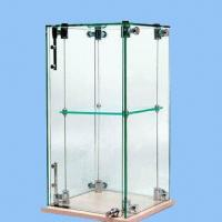 Cheap Glass Display Showcase, Various Arrangements and Sizes are Available for sale