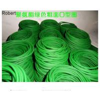Buy cheap Green color joint PU round belt and mould endless PU round belt is applied glass from wholesalers