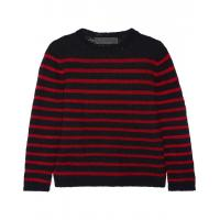 Cheap cashmere sweater striped women sweater for sale