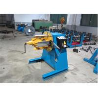 China Damper Handle Roller Shutter Forming Machine 1.5-2.0mm 7.5kw Cutting Power on sale