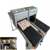Cheap Variable Speed Automatic Egg Stamping Machine With Multiple High Effect for sale
