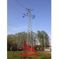 Cheap 110KV single circuit angle tower for sale