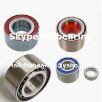 Cheap Double Row Tapered Roller Bearing Structure 42KWD02 A Front Wheel Hub Bearing wholesale