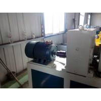 High Performance Plastic Pipe Production Machine Water / Fan Cooling System