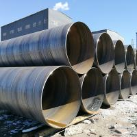 Cheap Erw Welded Spriral Steel Pipe/SWPH Pipe large diameter API 5Lin China for sale