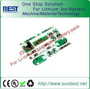 Protection Circuit Module (PCM/BMS/PCB) For 7.4V 2S Li-ion/Li-Polymer Battery Packs