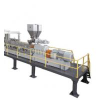 China High Gloss Abs Sheet Extrusion Line , Pp Sheet Extrusion Machine Energy Saving on sale