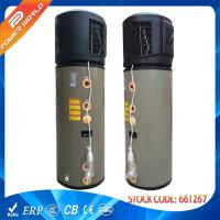 Cheap 300L 2KW Heat Pump Water Heaters For Hot Water Free Air Conditioning for sale