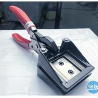 Cheap Hand Held ID Card License Photo Picture Punch Cutter 32*40mm for sale