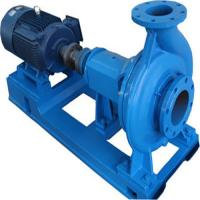 China Paper Pulping Equipment Pump Single Stage With Superior Quality on sale