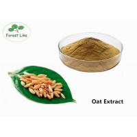 Cheap Natural Plant Extract Powder Oat Extract Brown Powder Health-care Food Grade for sale