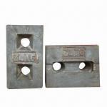 Cheap Crusher Hammer, Made of Bi-metallic Composite for sale