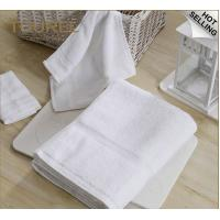 100% Cotton Luxury 5 Star Embroider Hotel Towel Sets White And Colored