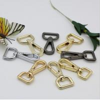 Cheap All kinds of color zinc alloy metal snap hook,bag swivel snap hook for us select for sale