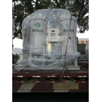 Cheap Powerful PSA Nitrogen Gas Plant , Large Mobile Nitrogen Generation Unit for sale