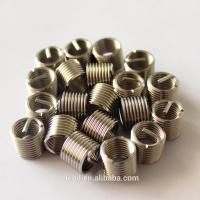 Buy cheap M4 M8 M10 M12 etc fastener ISO screw threaded insert with different colors from wholesalers