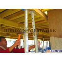 Timber Beam H20 Beam Formwork System 5.9m Floor Height Steel Prop Easy To Handle