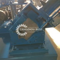 China Metal C U Chanel Stud And Track Roll Forming Machine on sale