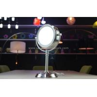 Cheap Safety Silver Backed Mirror Glass For Table Tops / Toilet , Aluminium Coated Mirror for sale