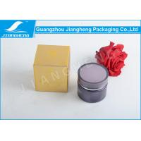 Cheap Foldable Packaging Small Paper Boxes , Colorful Cosmetic Custom Paper Boxes for sale