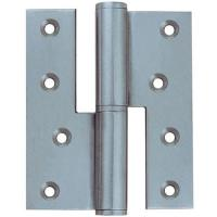 China Right Angle Corner SS Square Door Hinges L Shape Lift Off 4 X 3 X 2.5mm on sale