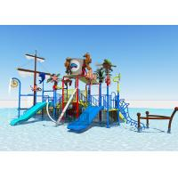 China Professional Summer Water Park Fun Indoor Water Parks 1030M Size 12 Months Warranty on sale