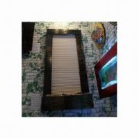 Buy cheap Outdoor and Indoor Horizontal Wall Fountains, Made of Stainless Steel from wholesalers
