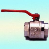 China API598 Brass API6D Threaded Ball Valve For Water Oil Gas PN1MPa - 6MPa Pressure on sale