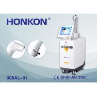 Cheap HONKON Pain Free Beauty Equipment 808Nm Diode Laser for Permanently Hair Removal for sale