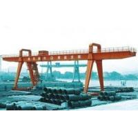 Steel Inventory Yard a-Shape 100t Large Gantry Crane