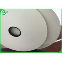 Cheap 28gsm 100% Pure Hemp Slowing Burning Food Grade Safe White Cigarette Paper Roll for sale