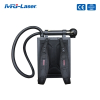 Cheap 150W Backpack Laser Cleaner Machine for Constructure and Cultural Relics for sale