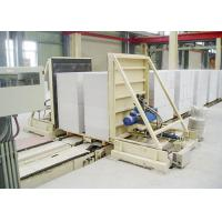 Cheap AAC Block Packing Machine Fly Ash Brick With Grouping Transporter wholesale