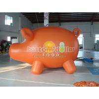 Cheap Custom New Design Full Digital Printing  Attractive Shaped Balloons with Pig Shape for sale / Trade show for sale