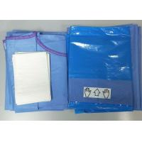 Cheap Sterile Surgical Bag In Operating Room Birth Delivery Table Drape Included for sale