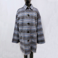 China OEM Heavy Warm mixed Womens Wool Winter Coat on sale