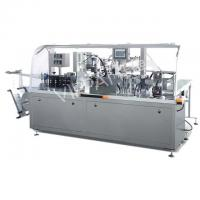 Cheap High Capacity Automatic Wet Tissue Packing Machine With 4 Side Sealing for sale