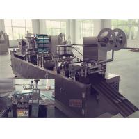 Cheap Three Phase Alu Plastic Tropical Blister Packing Machine For Food and Medicine for sale